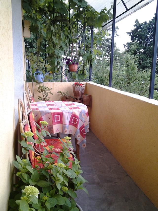 Отдых в Алупке коттедж трион